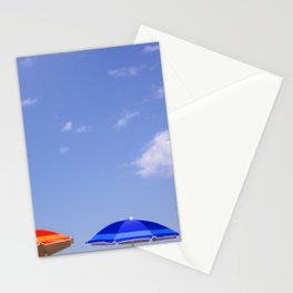 Beach Sky Stationery Cards