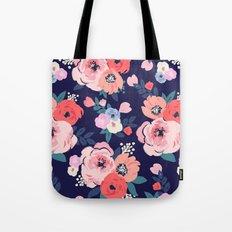 Aurora Floral Tote Bag