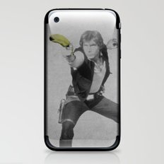 Han Nanner iPhone & iPod Skin
