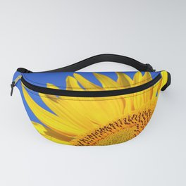 Bold Sunflower Fanny Pack