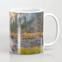 Yosemite Valley Evening Coffee Mug