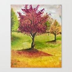 A little tree Canvas Print