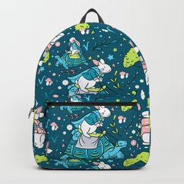 The race Backpack