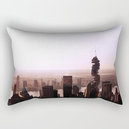 We Built This City Rectangular Pillow