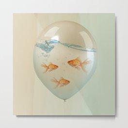balloon fish 02 Metal Print