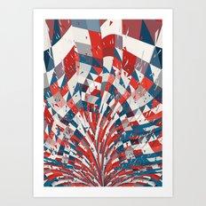 Feel Again Art Print