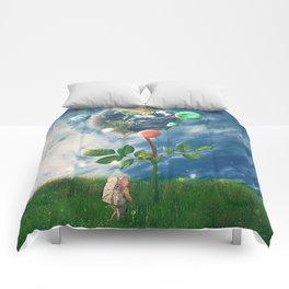 The Last Of It's Kind Comforters