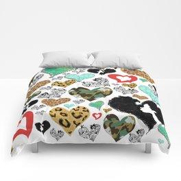 Cross My Heart Comforters