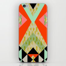 Arrow Quilt iPhone & iPod Skin