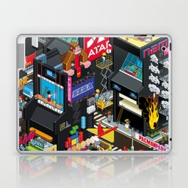 GAMECITY Laptop & iPad Skin