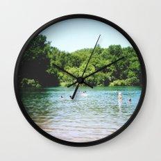 Swim Wall Clock