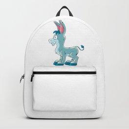 Fun Cartoon Donkey Backpack