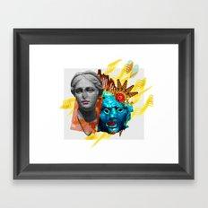 Treasures I  Framed Art Print