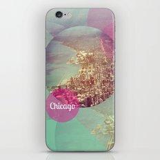 Chicago 2 iPhone & iPod Skin