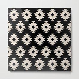 Southwestern Pattern 476 Metal Print