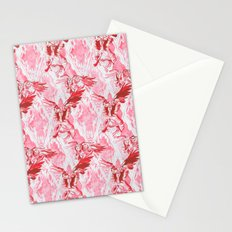 Guardian Angel (Red) Stationery Cards