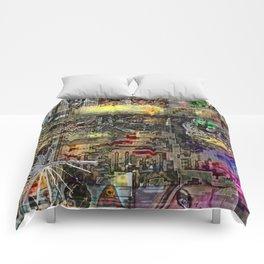 Gimme Fever, Neverland Comforters