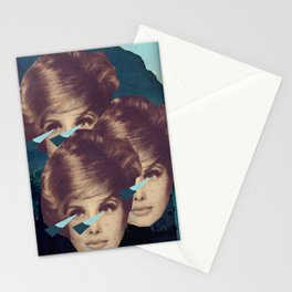 Triplets With Those Eyes Stationery Cards