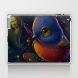 The Painting Bunting Laptop & iPad Skin