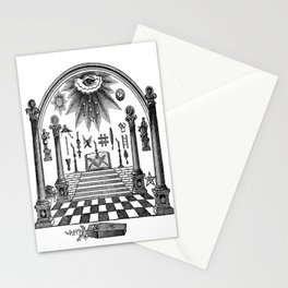The Pillars Stationery Cards