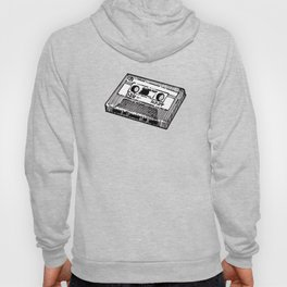 Jerk Frenzy Cassette Tape Hoody