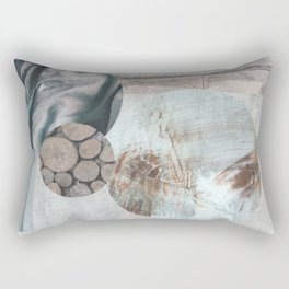 textures Rectangular Pillow