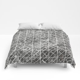 Spider Web Inverted Comforters