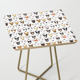 All The Bullies Side Table