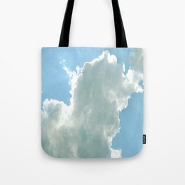 Cloudy with No Chance of Meatballs Tote Bag