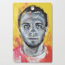 Portrait Cutting Board