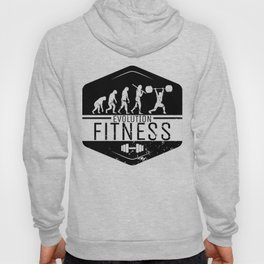 Evolution Fitness | Workout Training Muscles Hoody