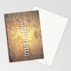 Travel Spirit #3 Stationery Cards