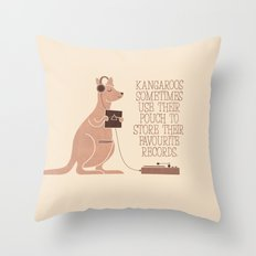 Did You Know? Throw Pillow