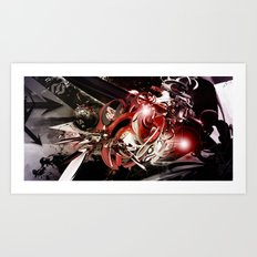 12-13 Art Print
