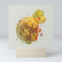 Tardigrade Party Mini Art Print