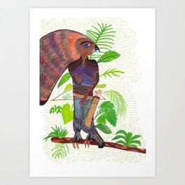 Oxossi Art Print
