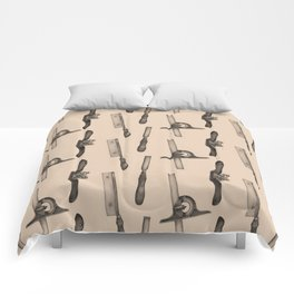 Tool Pattern Comforters