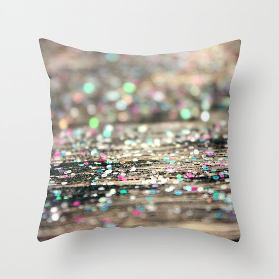 Afterparty Throw Pillow