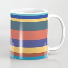 Color Band 70's - B - Stripe Mug