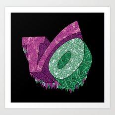 VO Art Print
