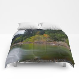 Autumn On Grizzly Creek Comforters