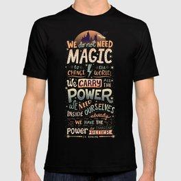 Imagine Better T-shirt
