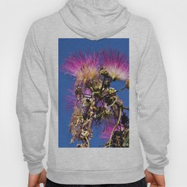 French flowering mimosa Hoody