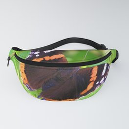 Society6 butterfly Fanny Pack