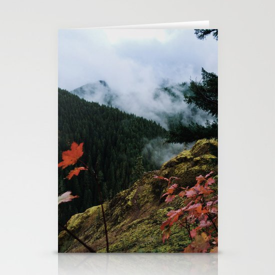 Salmon-Huckleberry Wilderness Stationery Cards