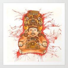 MEX Art Print