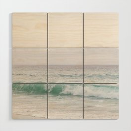Hyams Beach Wood Wall Art