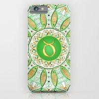 Zodiac Sign Taurus Mandala iPhone 6s Slim Case