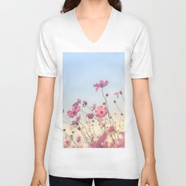 Wild sunflowers Unisex V-Neck
