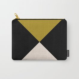 Minimal X Dark Olive Carry-All Pouch